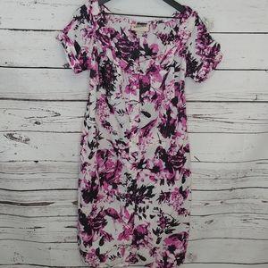 Jean Paul Gaultier Target Floral Dragonfly Dress
